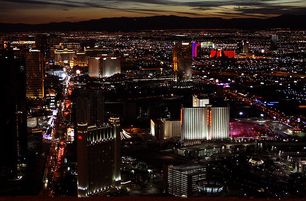 Welcome to fabulous Las Vegas, Nevada, USA!