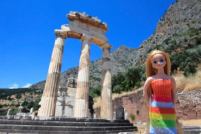 Angélique en Grèce