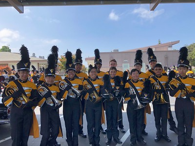 2018 Homecoming Performance - Vernell's photos 2