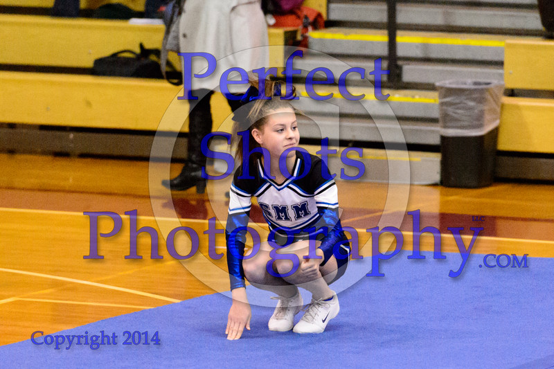 Haverford Cheerleading Competition