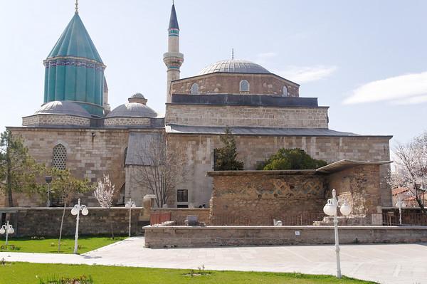 Mevlana Museum [Konya]