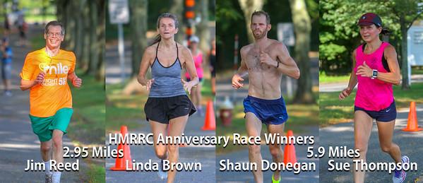 HMRRC Anniversary Races