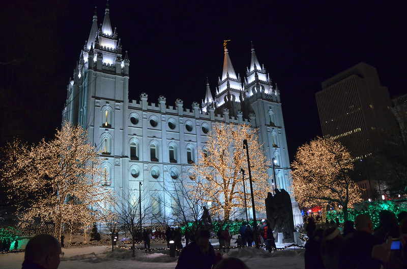 Temple for the Church Of Jesus Christ of Latter Day Saints.