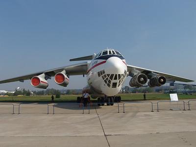 Il-76LL Burlak (Saturn)