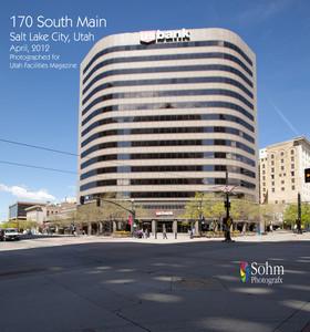 170 South Main Street for Utah Facilities Magazine