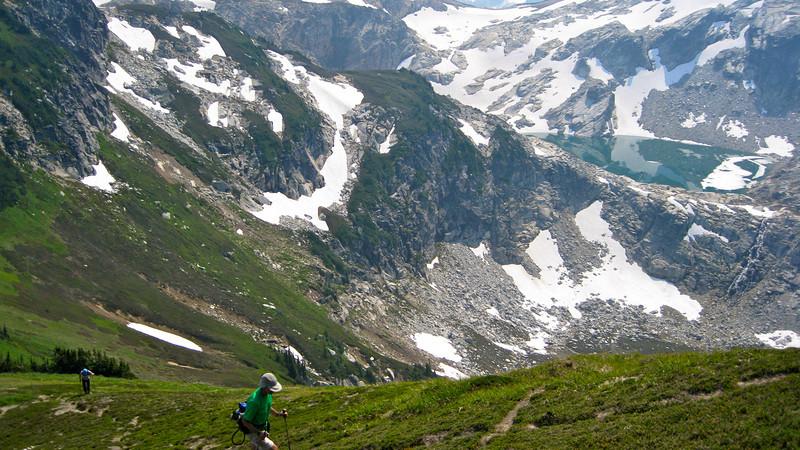 Views of Triad, Clark, Glacier...everywhere!!