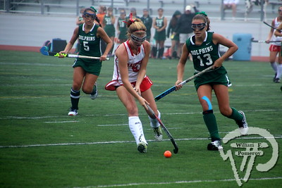 FIELD HOCKEY ■ vs. Dennis-Yarmouth — 9 . 12 - 2018