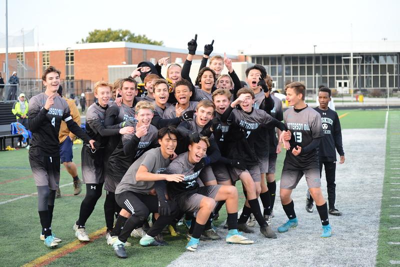 Varsity Nov 11 vs International High School at Langley Park