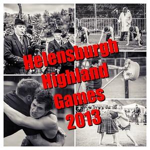 The 2013 Helensburgh Highland Games