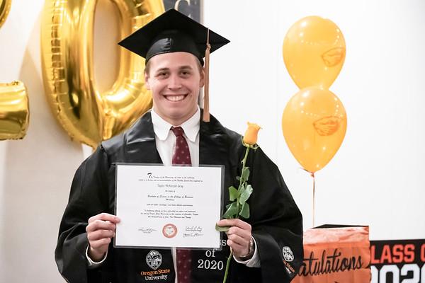 OSU 2020 Graduation