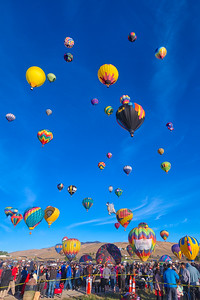 2018 Reno Balloon Festivial