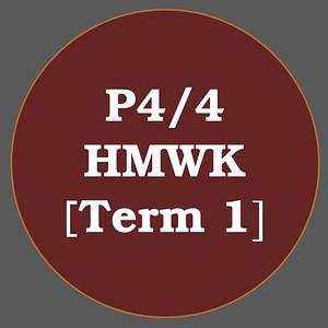 P4/4 HMWK T1