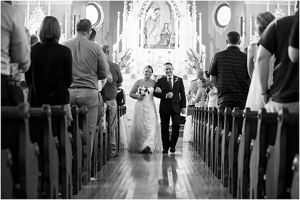St. Mary's Wedding: Ashley + Lucas 7/11/15