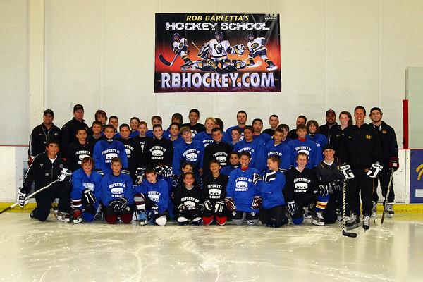 RB Boys Hockey Camp Aug 10, 2007