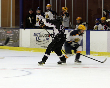 Duluth Junior Gold vs. Wayzata 1-19-2013