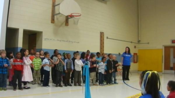 1st Grade video 4, Nov. 2013