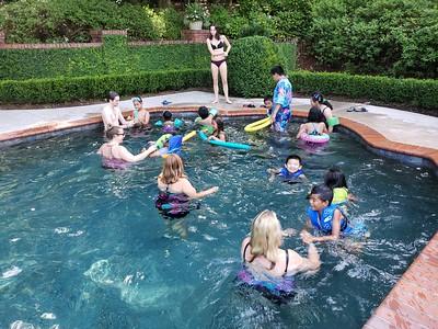 Refugee Ministries' Swimming Buddies