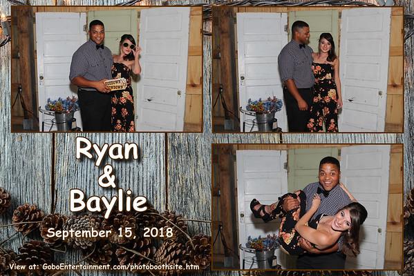 20180915  Ryan & Baylie's Wedding Photo Booth