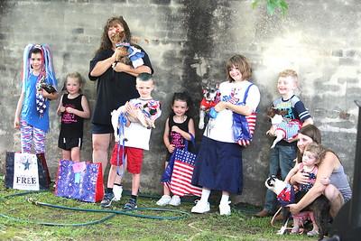 Timpson Frontier Days Parade, pet show, car show, magic, shootout & more
