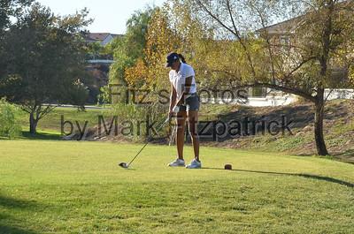 Girls Golf vs. Murrieta Mesa