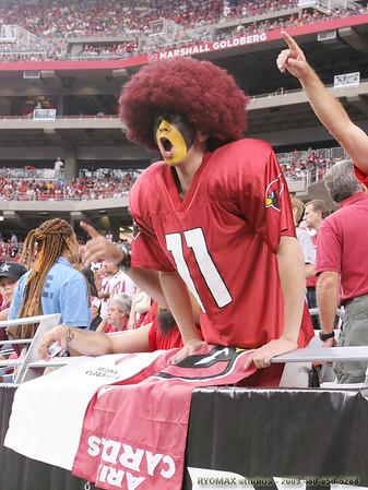 Arizona Cardinal Fans