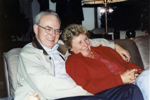 Tom and Kay Clark