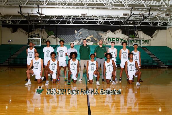 2020-2021 Boys Basketball