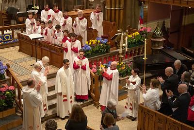 Rev Luk Easter 2019