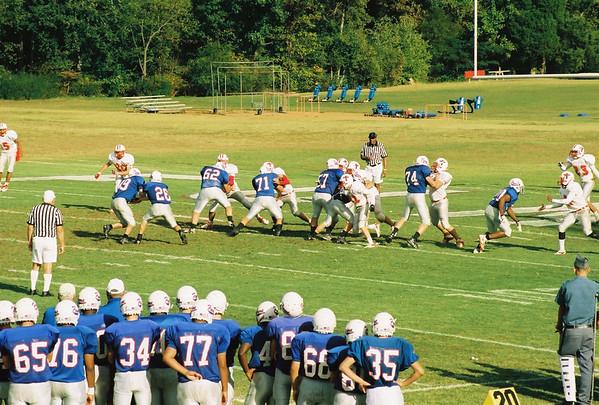 Jr. Prep Football vs. Liberty Christian