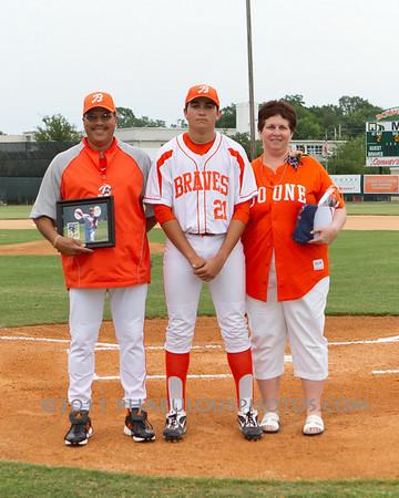 Varsity Baseball #21 - 2011