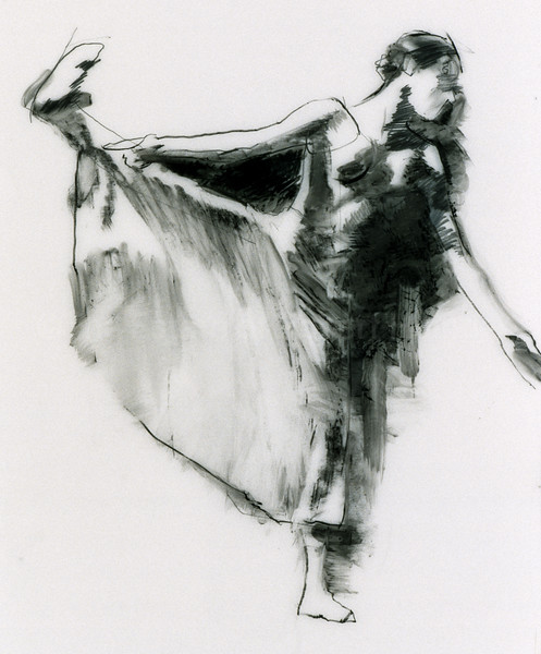 Untitled Study for Balance (2003)