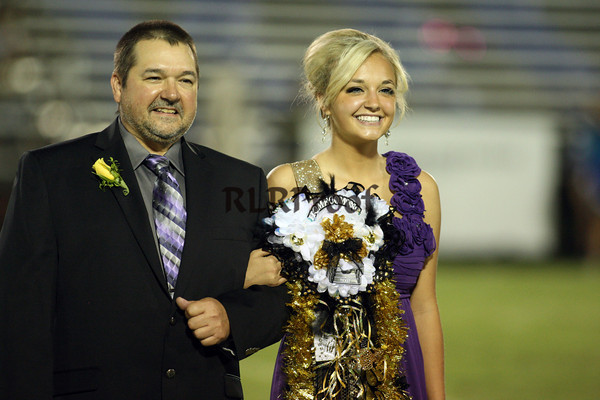2013 Cleburne HS Home Coming Court