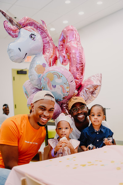 Aria's Birthday Kefi Atlanta 2020