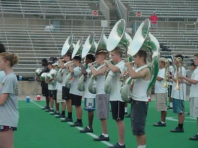 9-14-02 Mercer Rehearsal