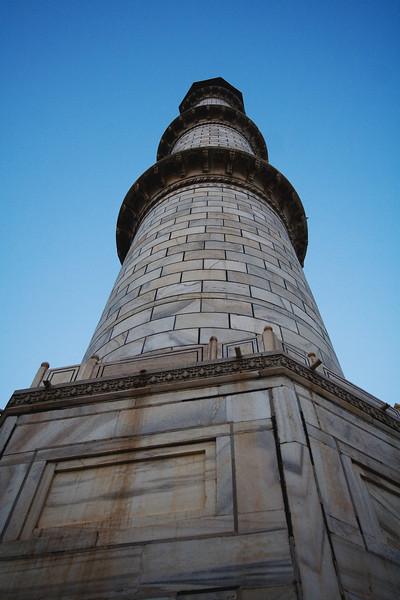 Taj Minaret at Dawn.jpg