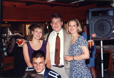 1993-06 Jen and Chris Estey Wedding