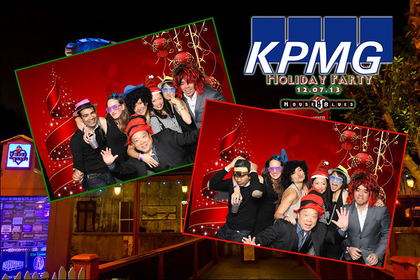KPMG Holiday Party 2013