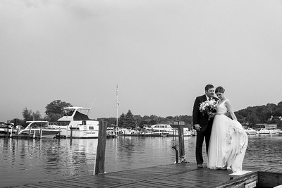 Katy and Brent | The Abbey Resort