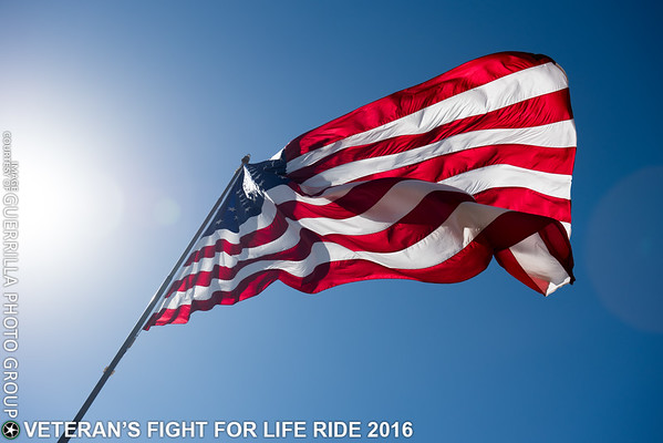 Veterans Fight For Life Ride 2016