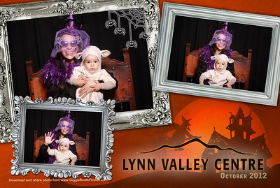 Lynn Valley Centre Halloween
