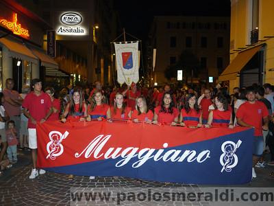 Foto sfilata borgate Palio del Golfo 2011 - Muggiano La Spezia