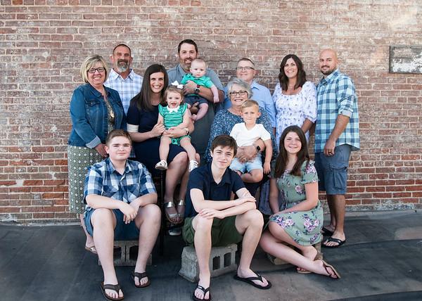 Frawley Family 2020