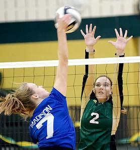 Madison at Lakeside girls volleyball