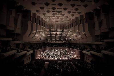 Bay  Area Youth Orchestra Festival, Davies Symphony Hall  San Francisco ,Ca January 17,2016