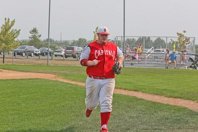 Bismarck Capitals Baseball #2