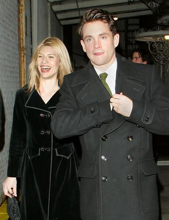 2007-02-22 - Claire Danes and Hugh Dancy