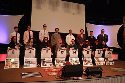 CHA Basketball Banquet - February 28. 2017