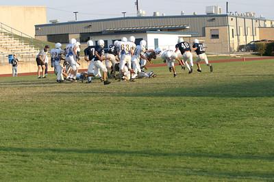 Pflugerville Panthers JV vs. McNiel Mavericks, October 2, 2003