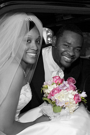 LaRae & Phillip Just Married