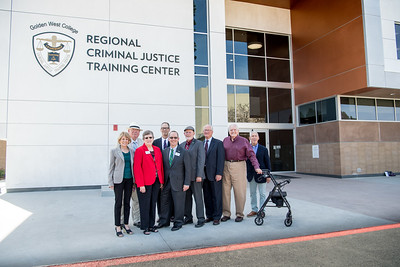 Regional Criminal Justice Training Center Grand Opening